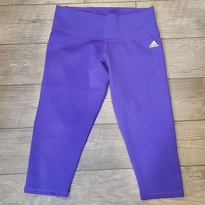 Adidas climate capris